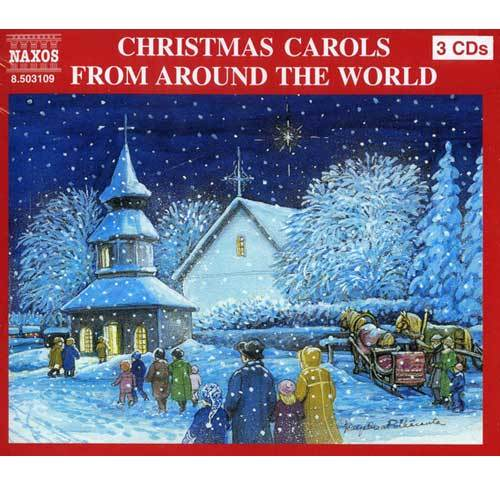 CD Christmas Carols World 3 CD