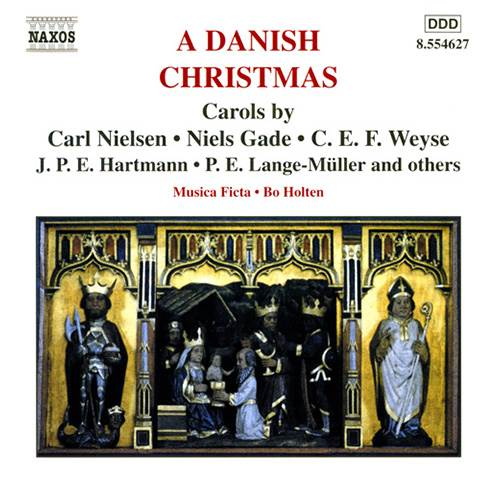 A Danish Christmas - Carols by Danish Composers - Musica Ficta - CD