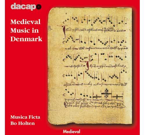 Medieval Music in Denmark - CD