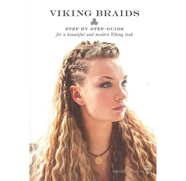 Viking Braids - step by step-guide
