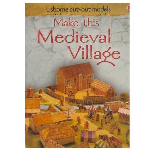 Lav en Middelalderlandsby - Make This Medieval Village