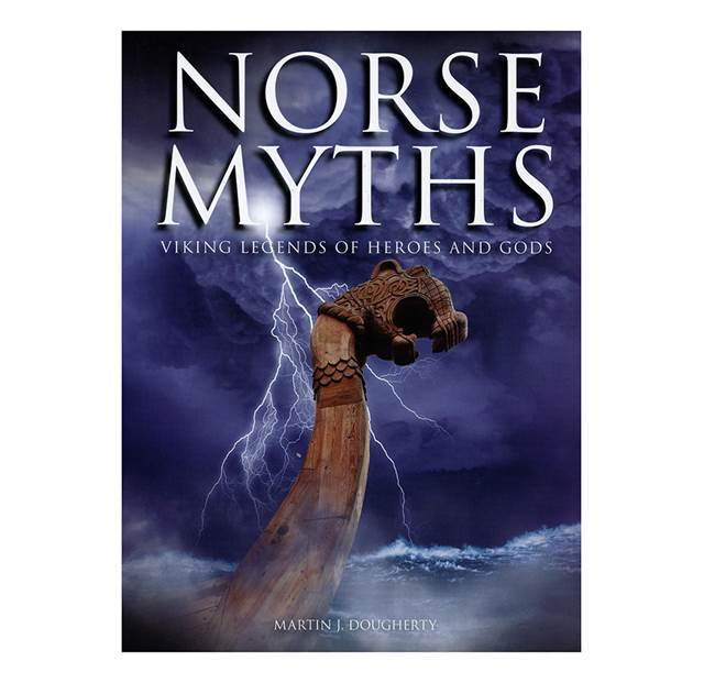 Norse Myths - Viking Legends of Heroes and Gods