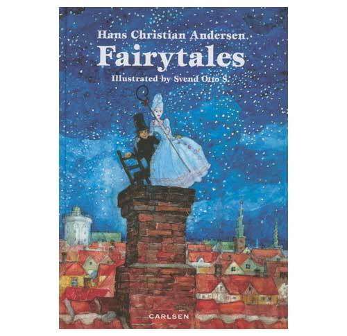 Hans Christian Andersen: Fairytales - 16 fairy tales in English