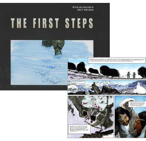 The First Steps - Graphic Novel. Part 1