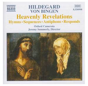 Hildegard von Bingen, Heavenly Revelations - CD