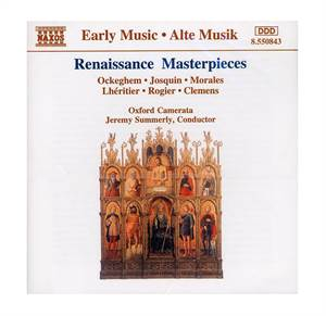Renaissance Masterpieces - CD