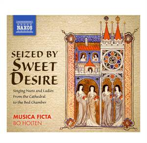 Seized by Sweet Desire - CD