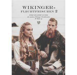 Wikinger-Flechtfrisuren 2 - step by step-guide