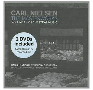 Carl Nielsen - The Masterworks - vol. 1 - Orchestral Music - 6 CD