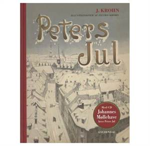 Peters Jul inkl. CD