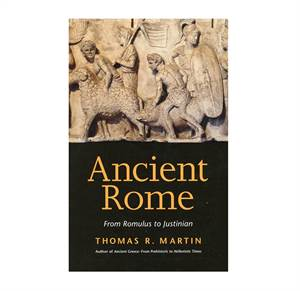 Ancient Rome - From Romulus to Justinian