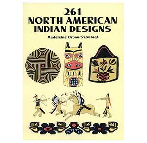 261 North American Indian Design