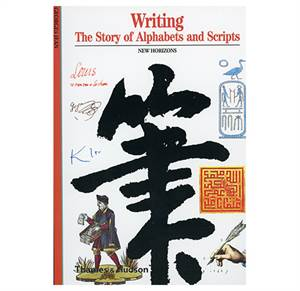 Writing - The Story of Alphabets and Scripts