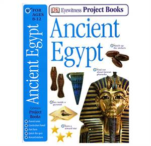 Ancient Egypt - 8-12 år