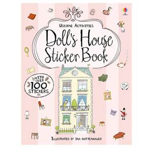 Doll's House Sticker Book. Fra 4 år