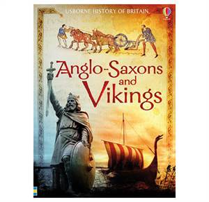 Anglo-Saxons and Vikings. Fra 8 år