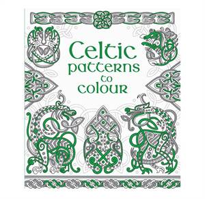 Celtic Patterns to Colour - 7+ years