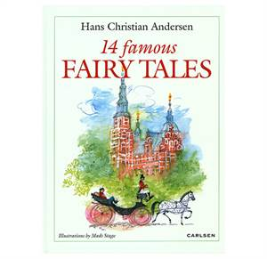 H.C. Andersen 14 famous Fairy Tales