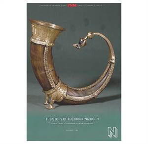 PNM vol. 21: The Story of the Drinking Horn - Drinking Culture in Scandinavia during the Middle Ages