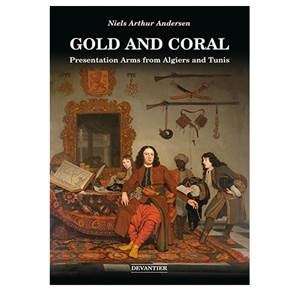 Gold and Coral - Presentation Arms from Algiers and Tunis
